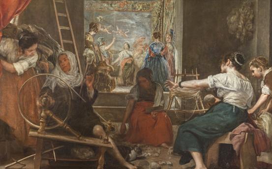 Grandes maestros. Diego Velázquez