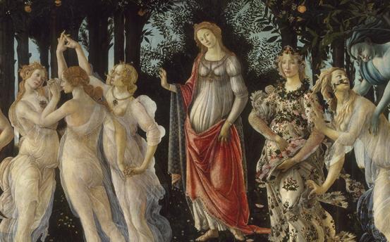 La primavera del arte. El Renacimiento en la Europa del siglo XV