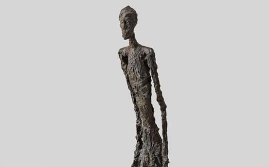 Giacometti en el Prado