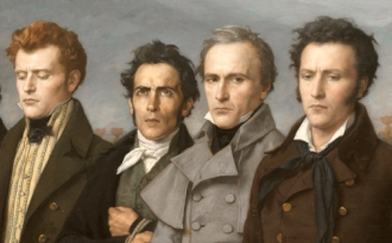 Una pintura para una nación. El fusilamiento de Torrijos