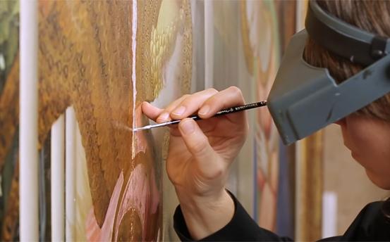 Últimas restauraciones del Taller del Museo del Prado