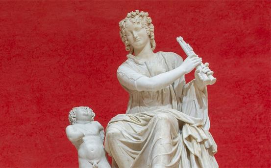 Escultura en la pinacoteca Sobre tridimensionalidad en el Museo del Prado