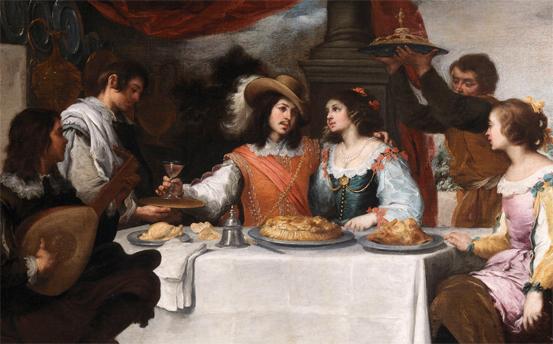 Serie del hijo pródigo, Bartolomé Esteban Murillo