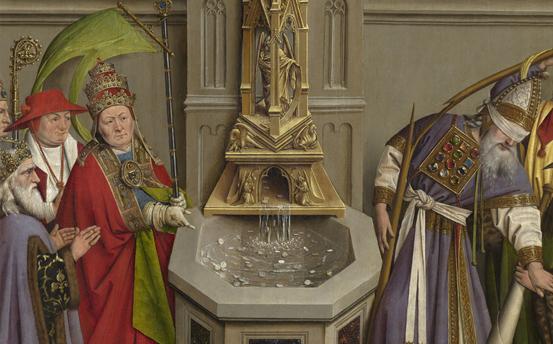 Bartolomé Bermejo y La Fuente de la Gracia