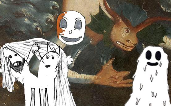 Los monstruos del Prado