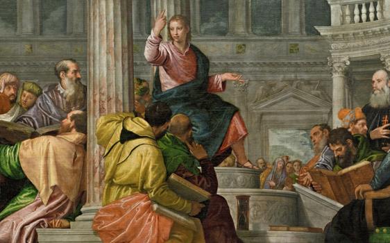 Iniciación a la iconografía cristiana