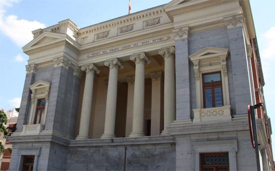 Del Gabinete de Historia Natural al Campus Prado