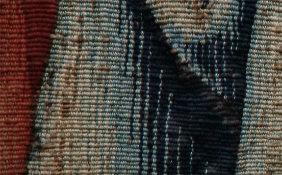 Los tapices, una industria colectiva en Europa