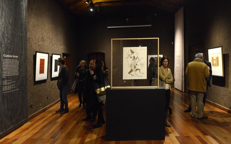 Del futuro al pasado. Artistas españoles contemporáneos, Santiago, Chile
