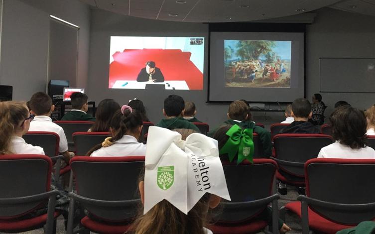 Programa MINDS, Shelton Academy, Miami, EE. UU.