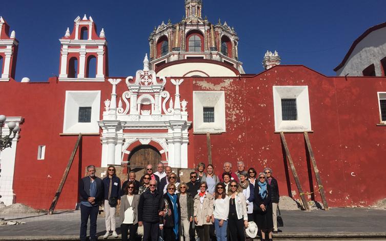 Viaje a Puebla y Ciudad de México Febrero 2019
