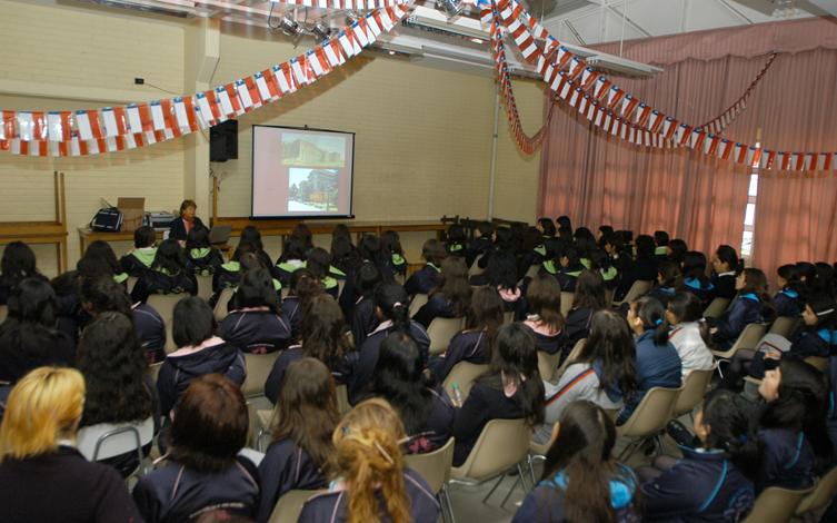 Programa educativo   Santiago de Chile