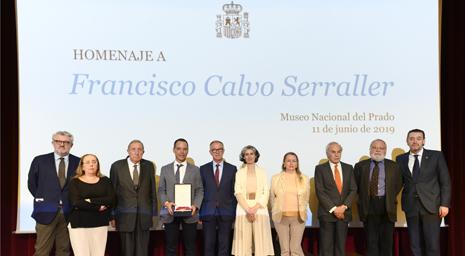 Homenaje a Francisco Calvo Serraller