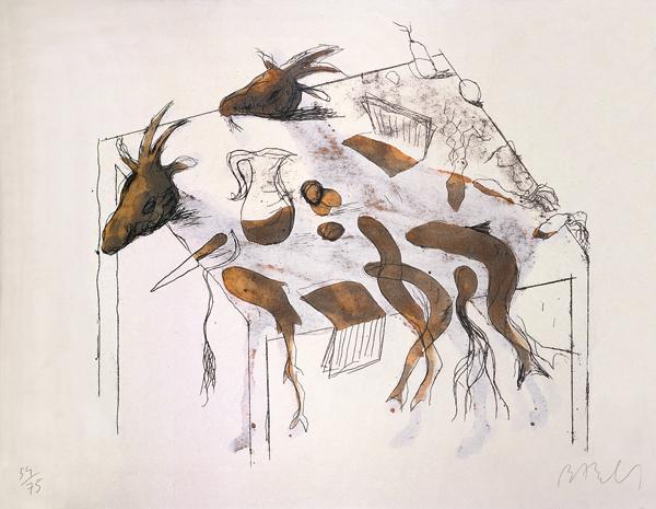 Acróstico de cabras II