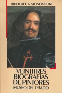 Veintitrés biografías de pintores