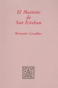 El Martirio de San Esteban. Bernardo Cavallino